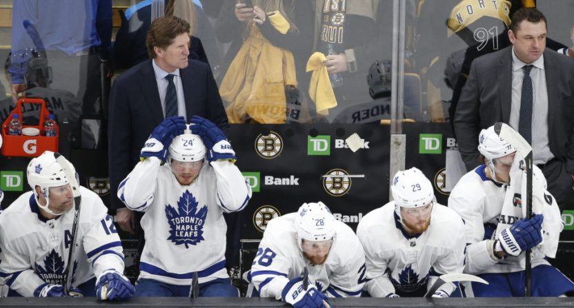 Rogers has mourned the Leafs' exit, but their overall Canadian team appearances aren't bad.