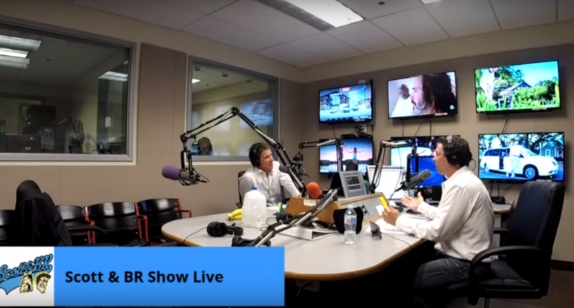 The Scott and BR Show from The Mighty 1090.