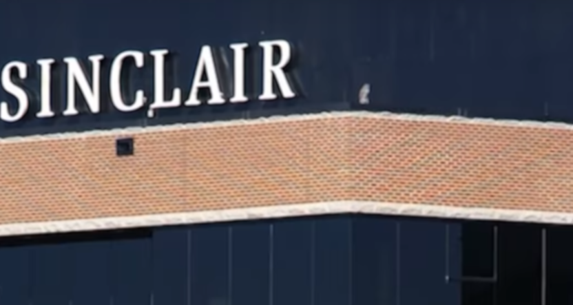 Sinclair's headquarters.