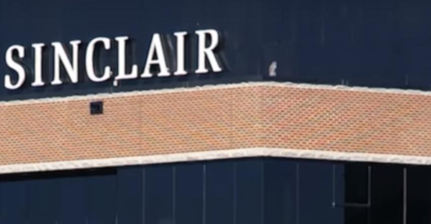 Sinclair's headquarters.