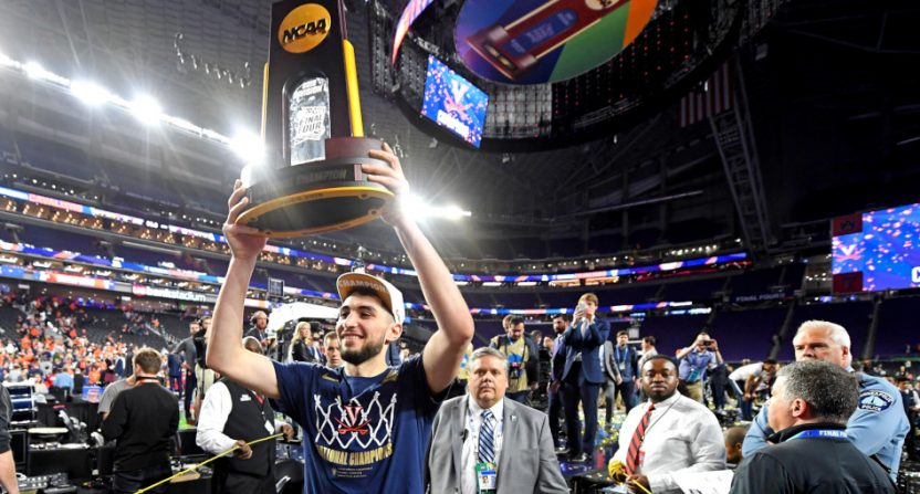 After winning the title, Virginia star Ty Jerome took a shot at Stephen A. Smith.