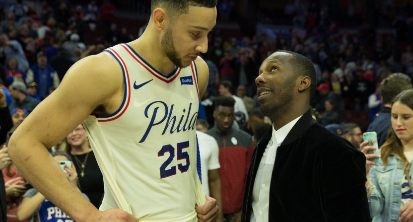 affad9d9d8be Rich Paul and Klutch Sports Group are talking with WME on a potential  partnership