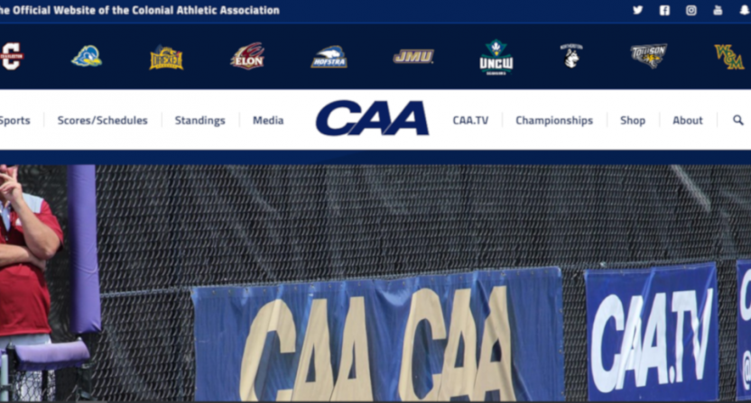 The CAA website.