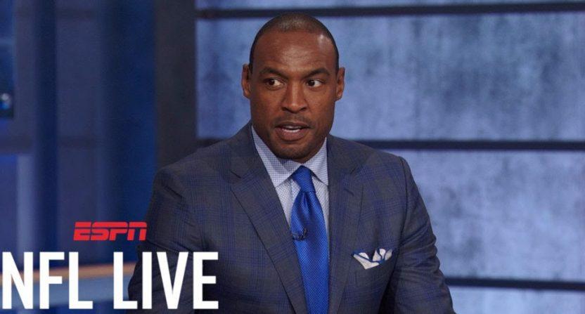 Darren Woodson at ESPN.