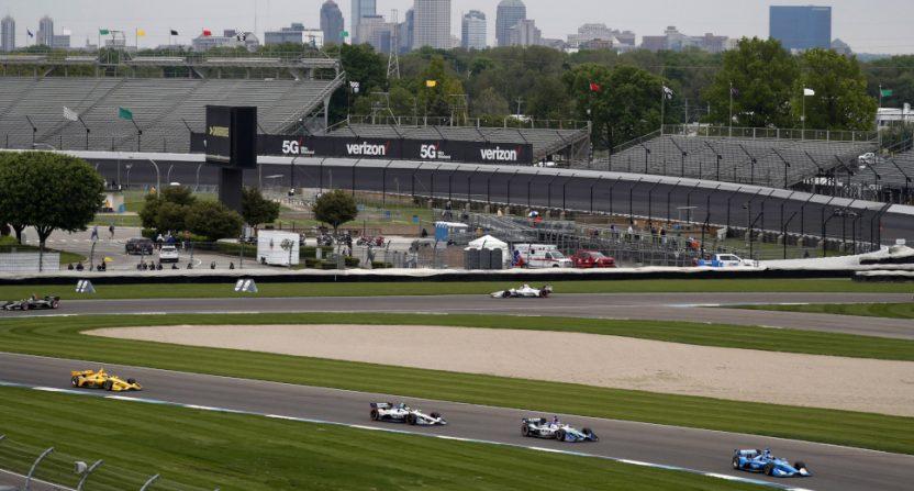The 2019 IndyCar Grand Prix.