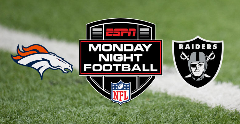 The Monday Night Football doubleheader.