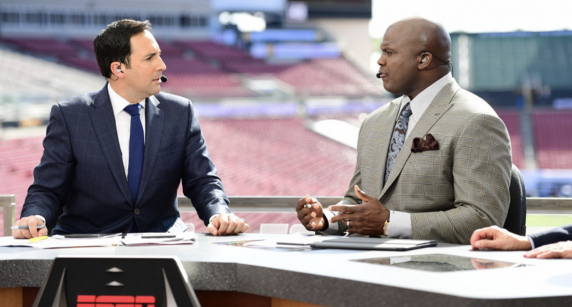 Espn Touts Strong Year Of Monday Night Football Ratings And Viewership