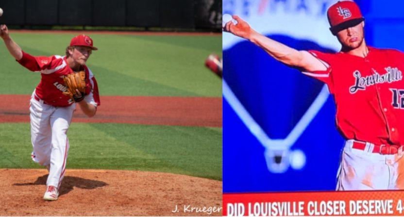 Pardon The Interruption mixed up the Louisville Cardinals (L) and Louisville Bats (R) Tuesday.