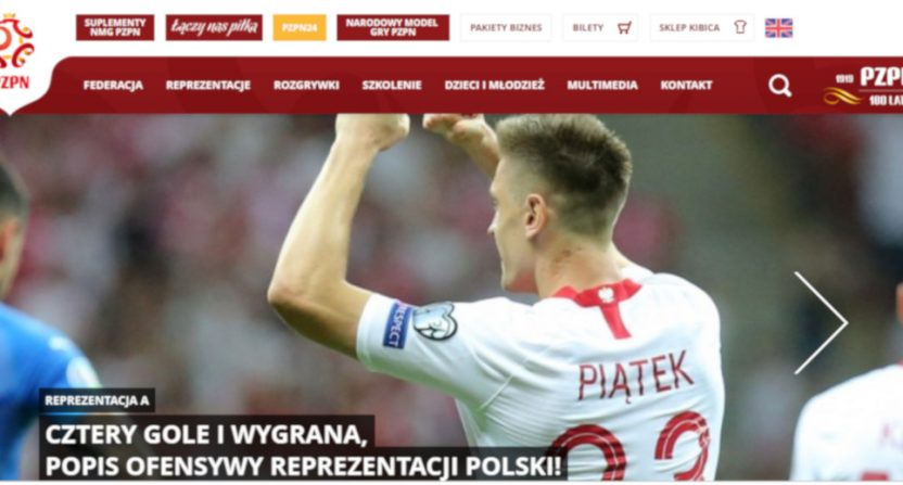 "The Polish FA has been blasted for using ""pogrom"" in a Facebook post about a match against Israel."