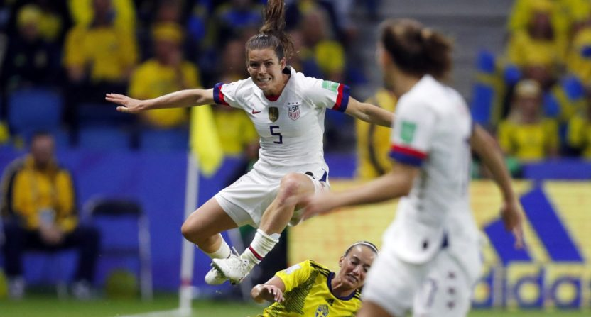 Women's World Cup action will now be seen on NBCSN as well as Telemundo.