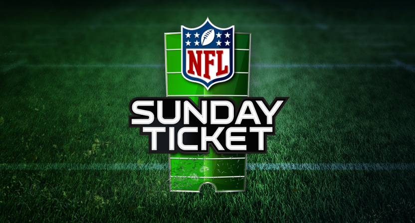 A Non Exclusive Nfl Sunday Ticket Package May Be A Win For Everyone
