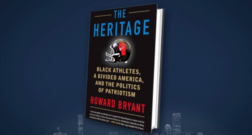 """""""The Heritage,"""" a book from Howard Bryant, is going to be made into a docuseries."""