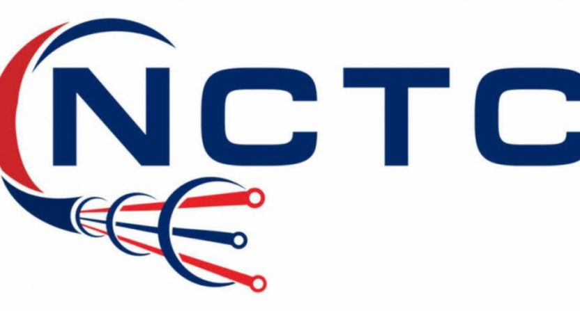 The NCTC logo.