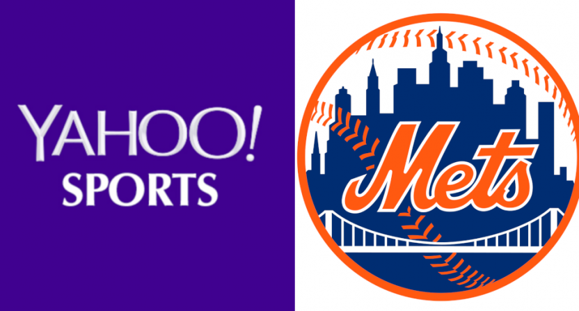 Yahoo and the Mets.