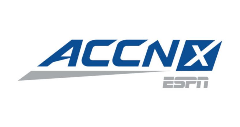The ACC Network Extra logo.