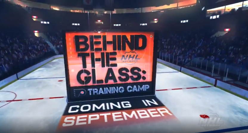Behind The Glass will cover the Flyers this year.