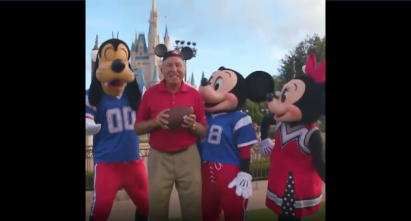 College GameDay is heading to Disney World.