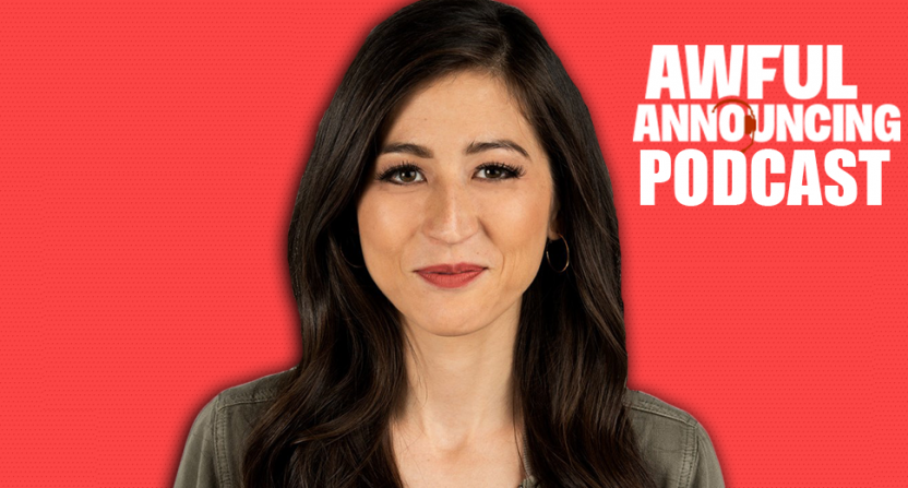 Awful Announcing podcast: ESPN's Mina Kimes talks her
