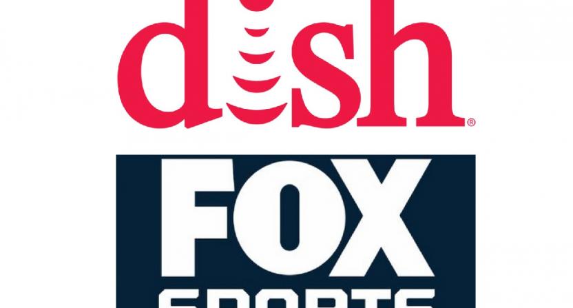 Dish and Fox.