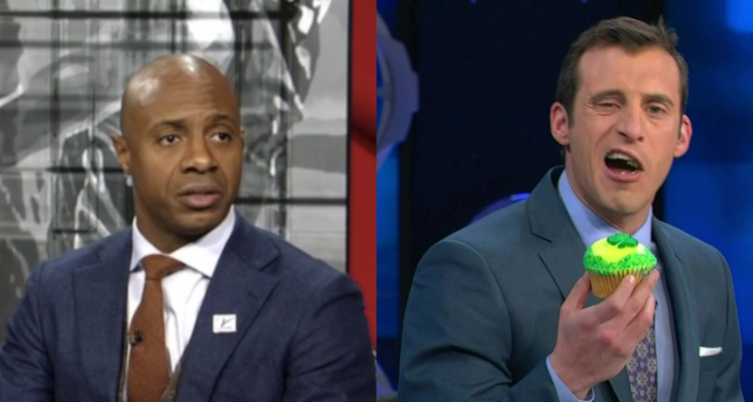 Jay Williams dunked all over a bad Doug Gottlieb take.