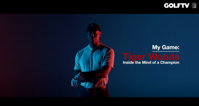 The My Game: Tiger Woods series.