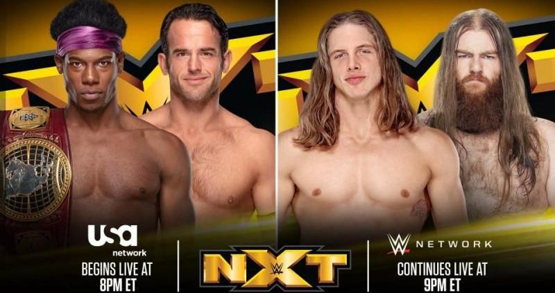 NXT on USA.