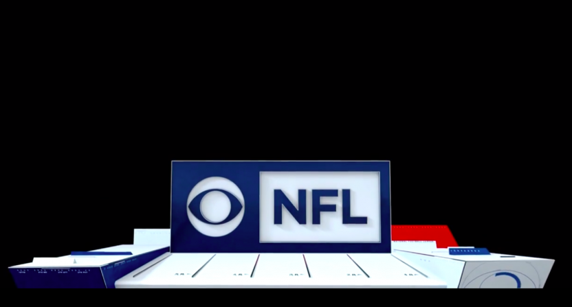 power outage CBS NFL