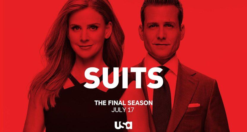 The final Suits season will mean the second half of NXT's first two episodes on USA will be only seen on WWE Network.