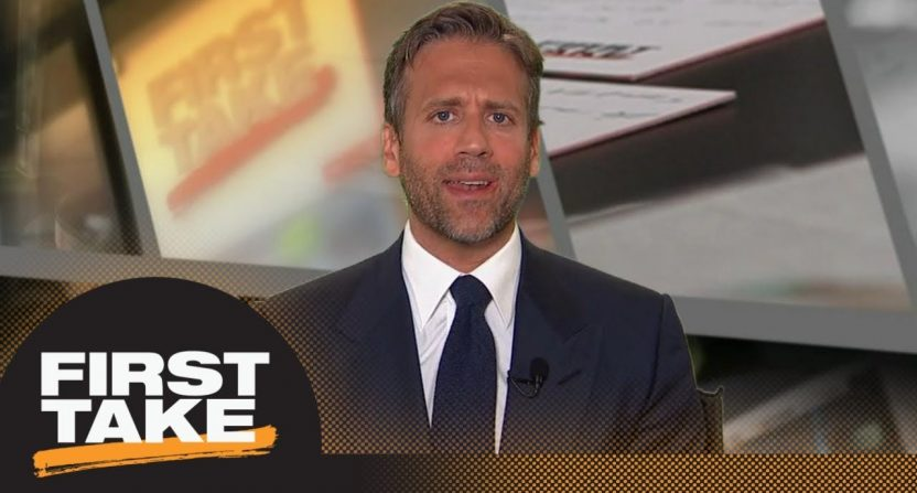 Carl Lewis calls out Max Kellerman over saying track stars