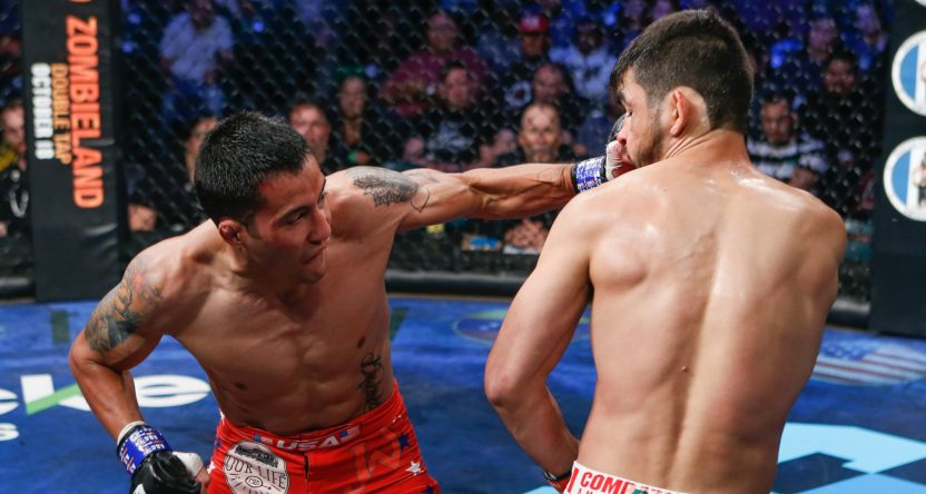 A Combate Americas event in Tucson.