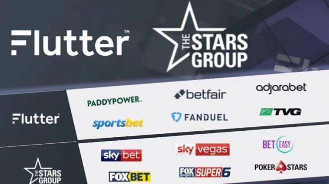 Flutter has bought Stars.