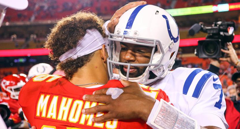 NFL ratings for Week 5 included SNF dropping week-to-week.