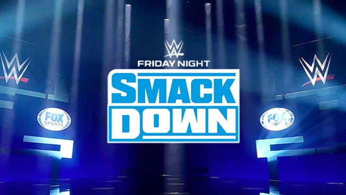 WWE Smackdown on Fox.