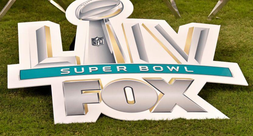 "Image result for fox 2020 super bowl logo"""