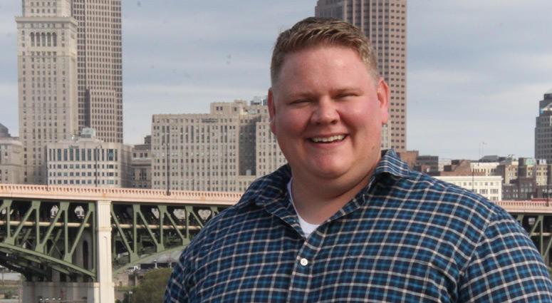 Cleveland radio host Ken Carman.