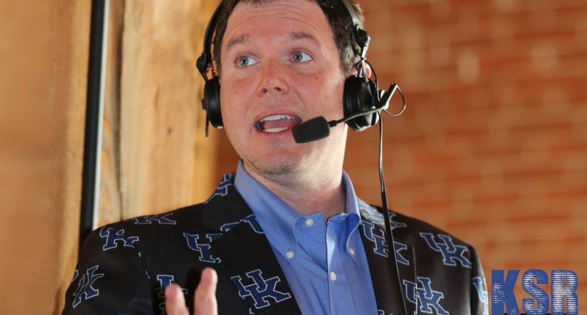 Matt Jones of Kentucky Sports Radio.