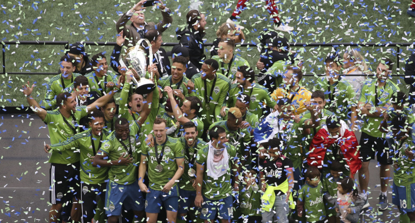 The 2019 MLS Cup saw a big viewership decline from 2018 on Fox.