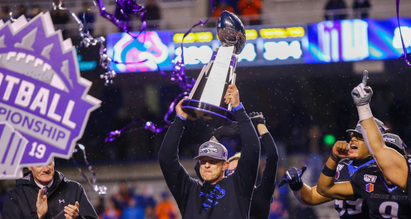 The 2019 Mountain West football title was won by Boise State.
