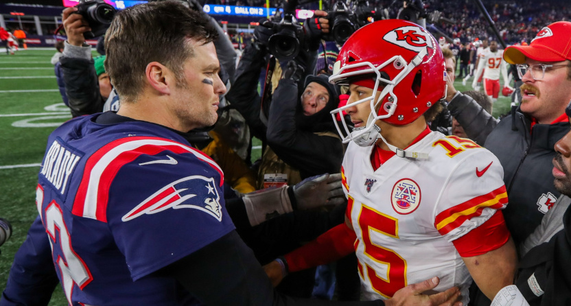 CBS drew big Week 14 ratings for their late window, mostly featuring Chiefs-Patriots.