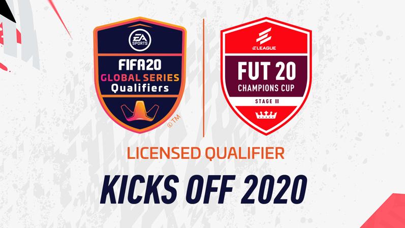 ELEAGUE's FIFA 20 partnership.
