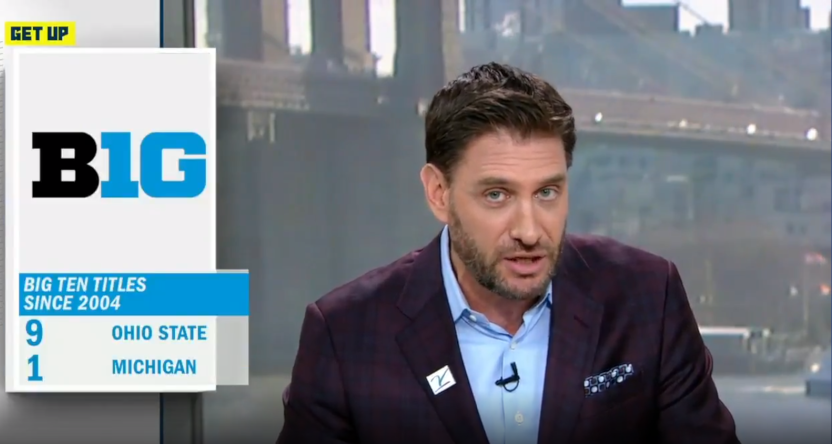 Mike Greenberg on Get Up.