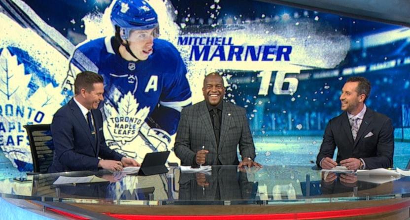Ryan Callahan on NHL Network.