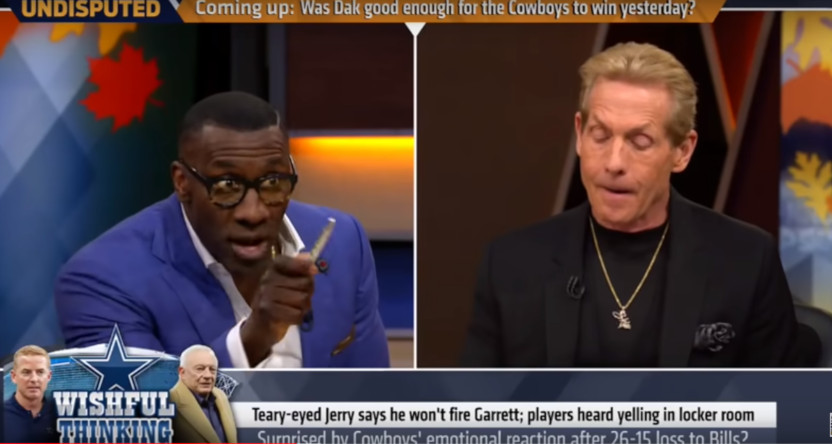 Undisputed's highest-viewed day ever on Nov. 29, 2019 drew 52 percent of First Take's audience.