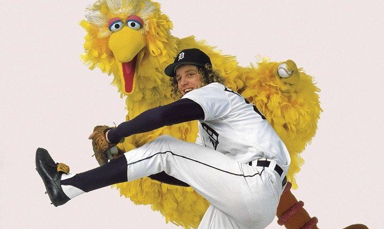 R I P Caroll Spinney Remembering When Big Bird Met Mark