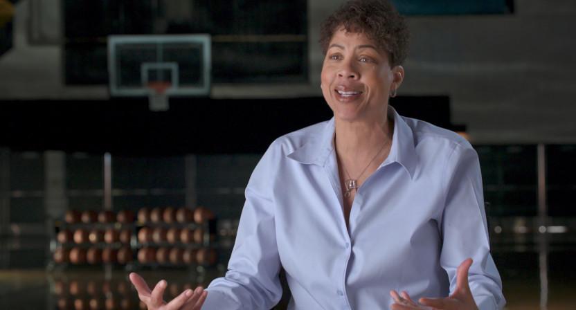 Cheryl Miller in Women of Troy.