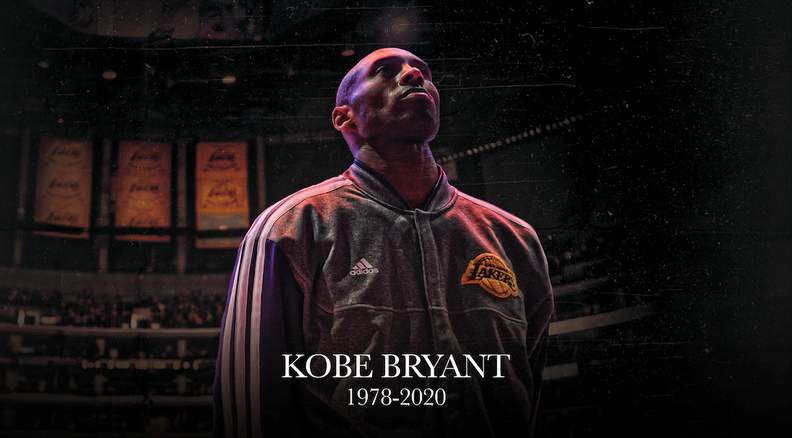 A tribute to Kobe Bryant.