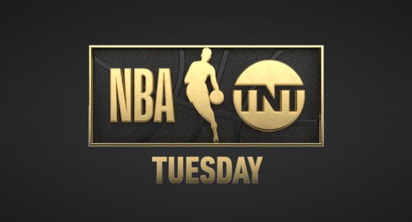 The NBA on TNT Tuesday logo.