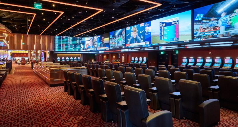 The Parx Casino near Philadelphia.