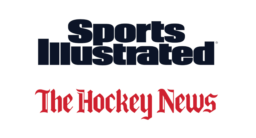 Sports Illustrated is teaming with The Hockey News.