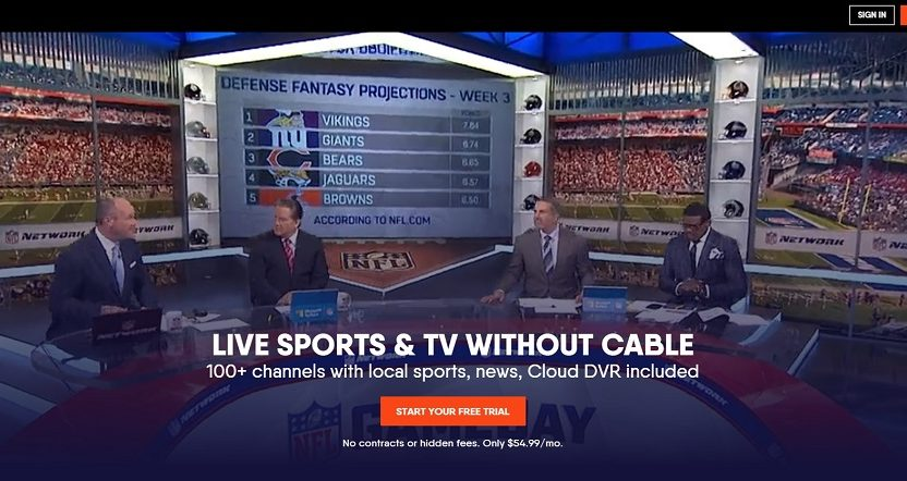 Fubotv Is Finally Adding Espn S Networks To Its Lineup